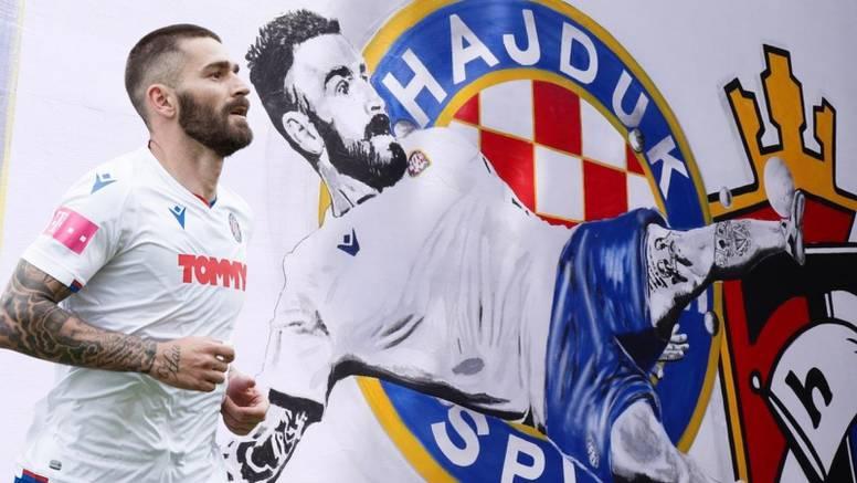Hajdukovom vođi je 28 godina: Vratio se u reprezentaciju, a s 'bilima' želi konkurirati za vrh