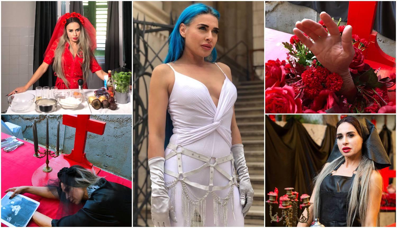 Vampirsko blagovanje u showu: Natjecatelji su u šoku zbog krvi
