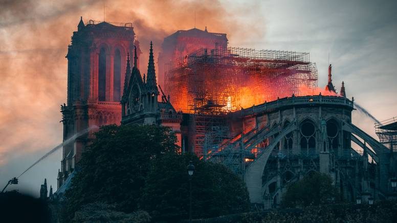 Tragične nesreće: Ovo su neki od najgorih požara na svijetu