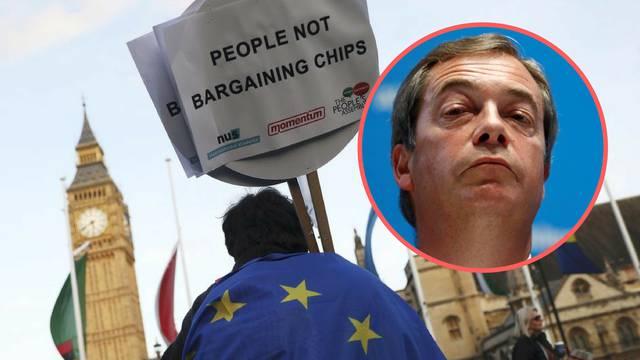 Dogovorili dio uvjeta za Brexit: 'Sad na iduću fazu poniženja...'