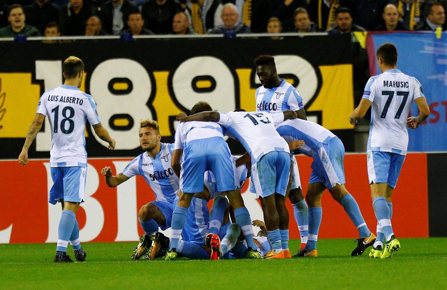 Europa League - Vitesse vs Lazio Roma