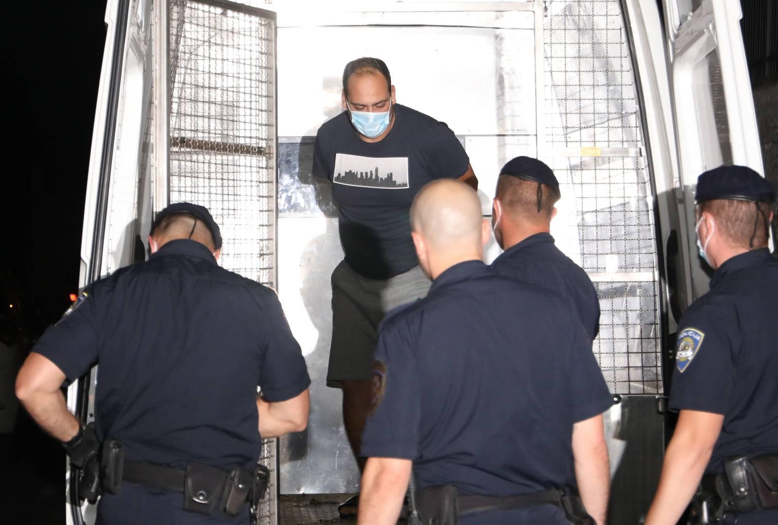 Pula: Policija privodi osobu optuženu za ubojstvo starice