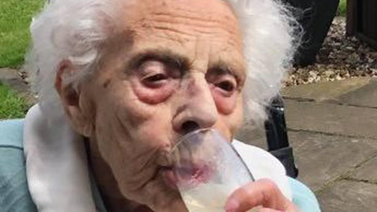 Tajna dugovječnosti: Ova baka (108) svaki dan pije šampanjac