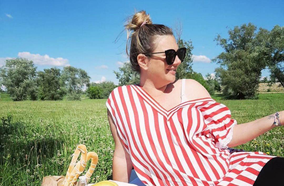 Adam je odveo Gogu na piknik: 'Opet ispunjavam njezine želje'
