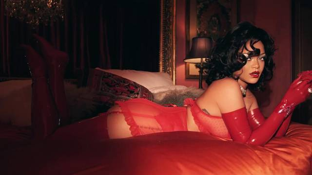 Rihanna SAVAGE X FENTY Valentine's Day collection