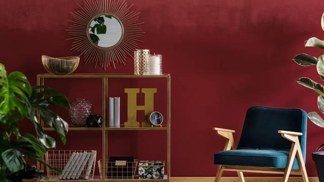 Crvena je boja moći, detaljima unesite energiju u svoj prostor