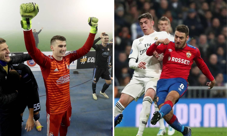 Niksi i Livaković u najboljih 11 grupne faze Lige prvaka i EL...
