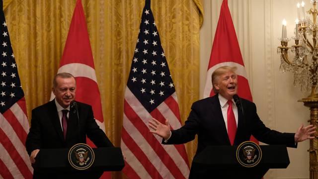 Turska kaže da će se osvetiti za moguće američke sankcije