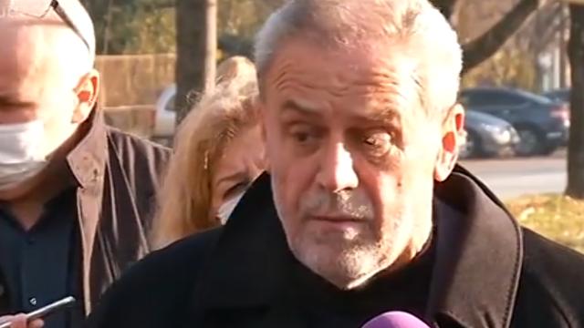 Bandić na punktu za brzi test: 'Popunjeni su svi termini za danas i sutra, to je 1200 ljudi'