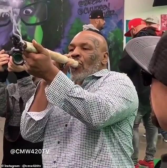 Tyson: Ja sam bio narkoman i pijanica koji mlati sve oko sebe