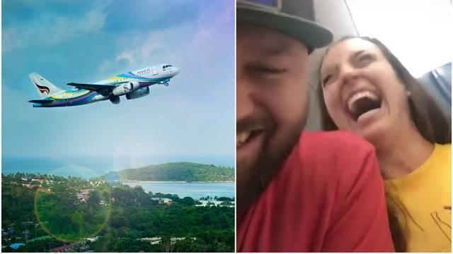 Nemoguće dijete na avionu