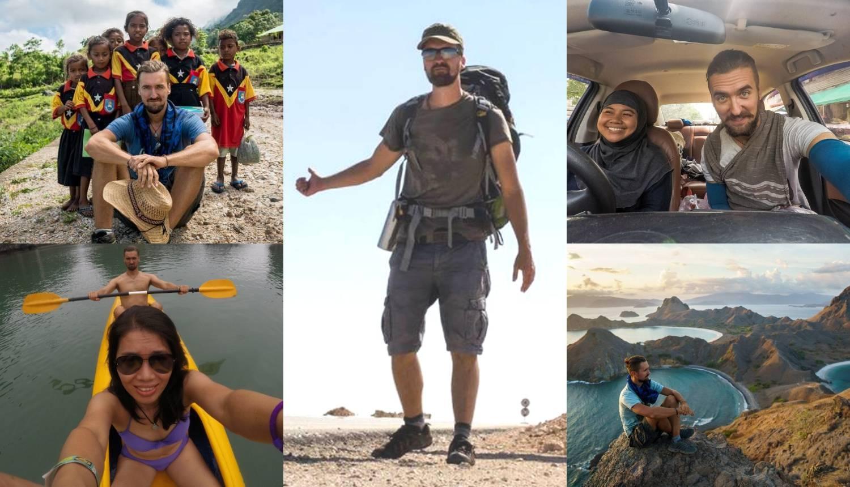 Autostopom do Novog Zelanda: 'Put mi je donio ljubav života'