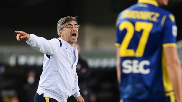 Serie A - Hellas Verona v U.S. Sassuolo