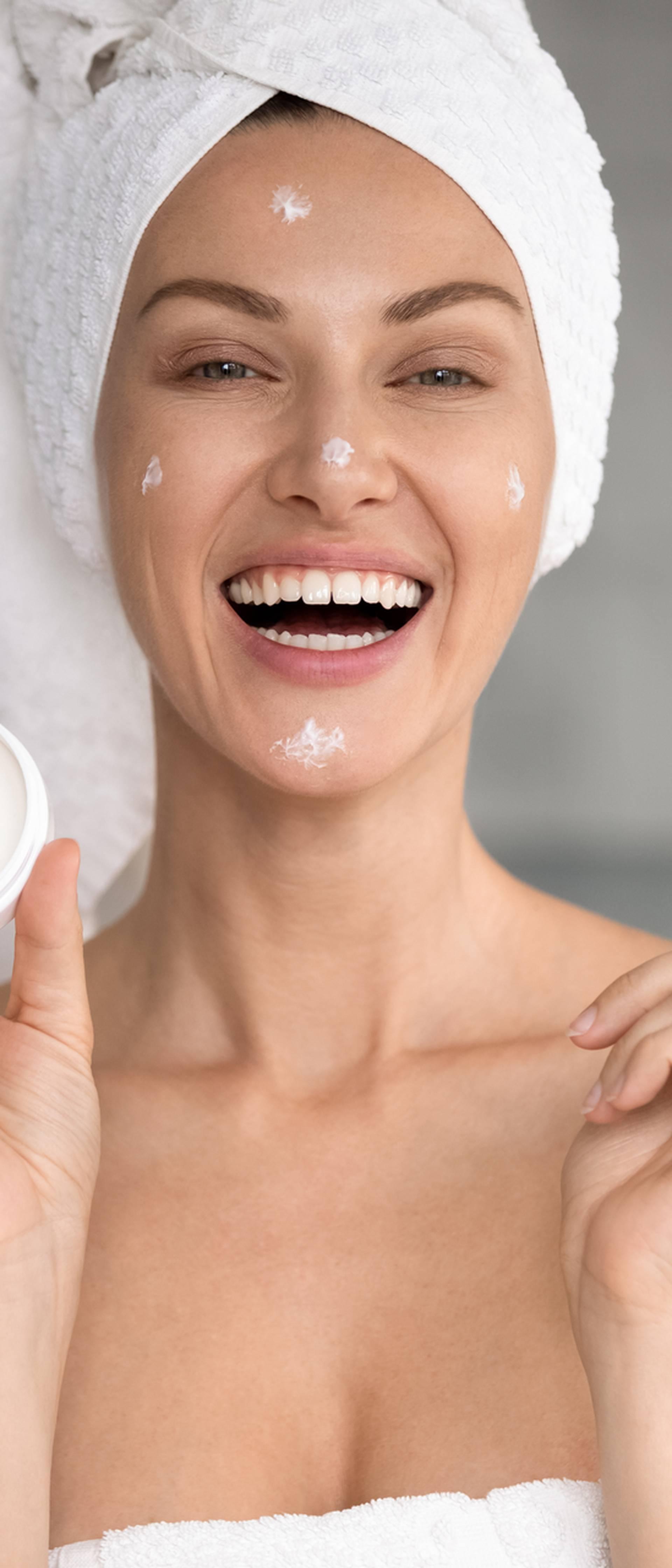 Evo koliko hidratatne kreme je dovoljno nanijeti na našu kožu