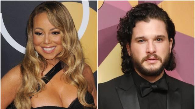 Mariah 'zaskočila' Haringtona: Htjela je detalje Igre prijestolja