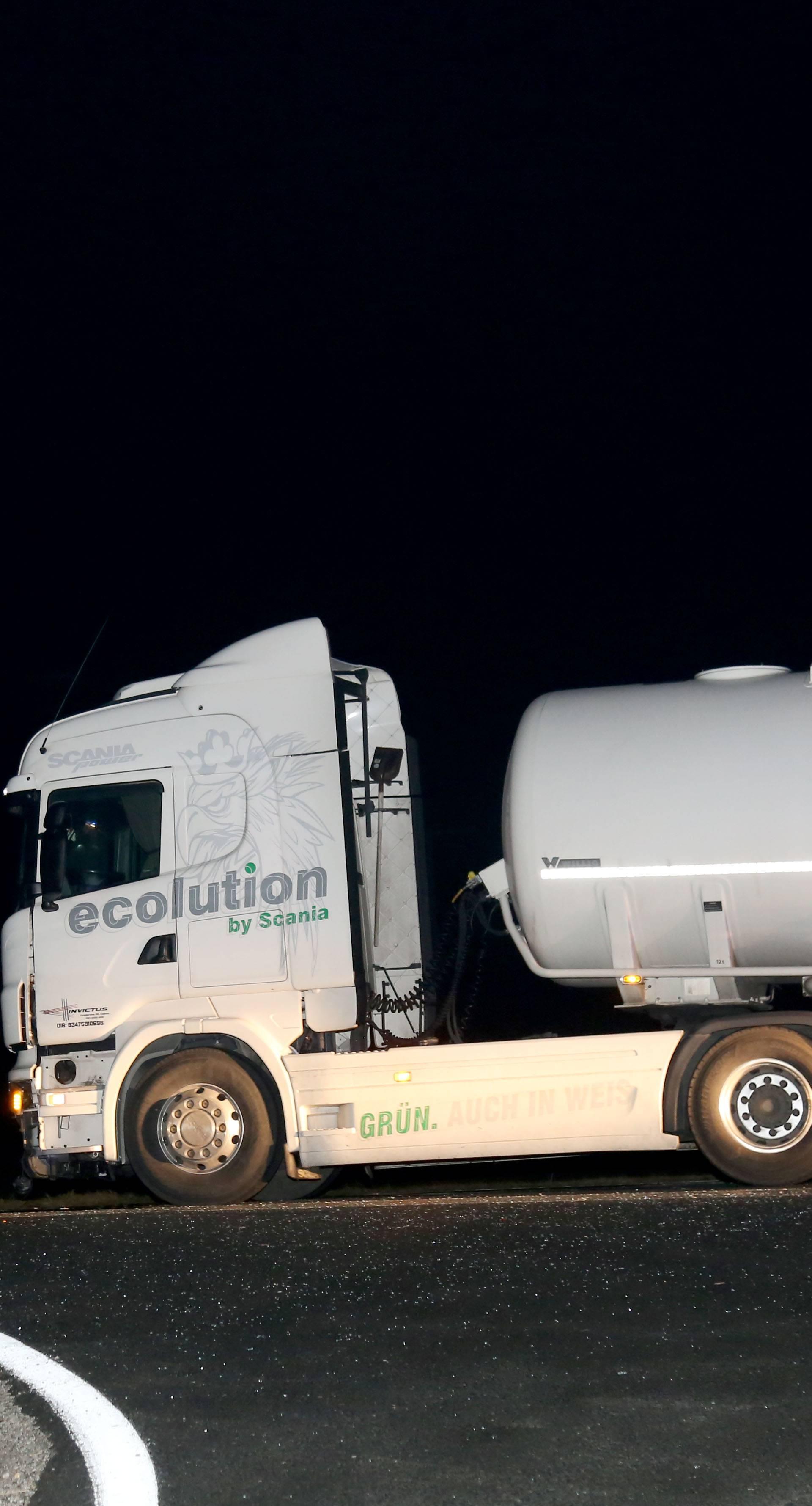 Sudar auta i teretnog vozila u Međimurju: Dvoje ljudi poginulo