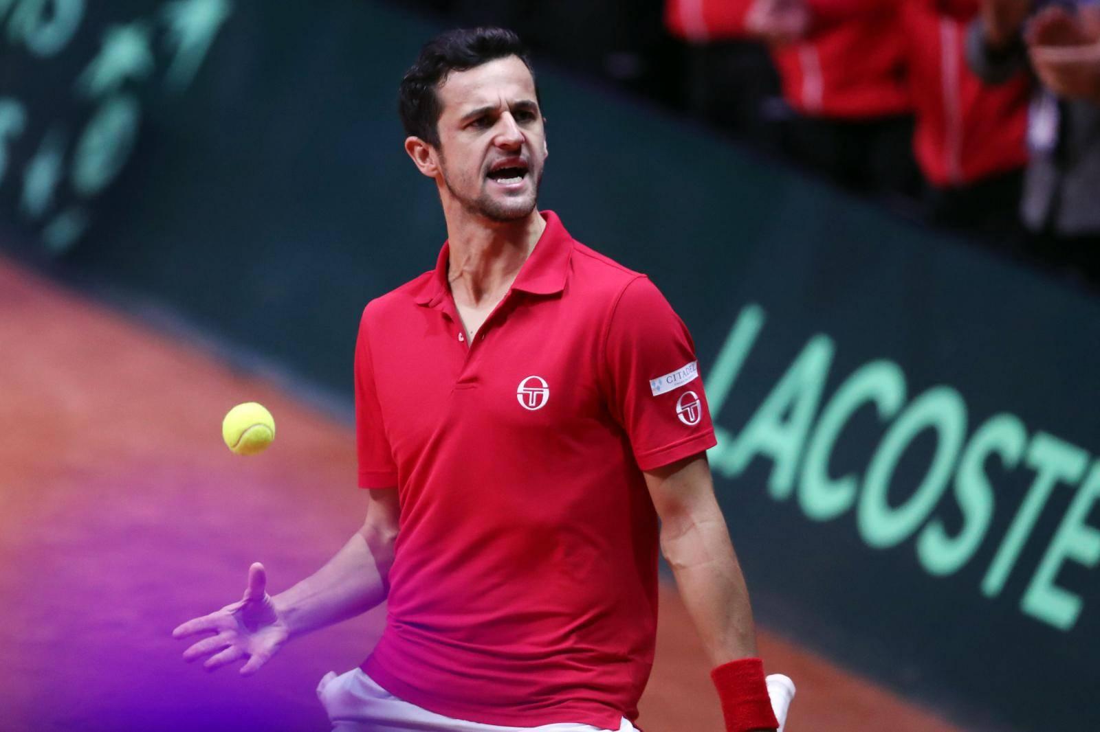 Lille: Dodig i Pavić protiv Herberta i Mahuta u finalu Davis Cupa