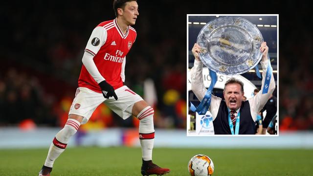 Piers Morgan: Mesute, sramoto nogometna! Pun si love, a škrt