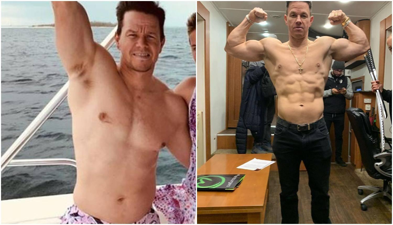 Mark Wahlberg otkrio kako je izgubio 4,5 kg u samo pet dana
