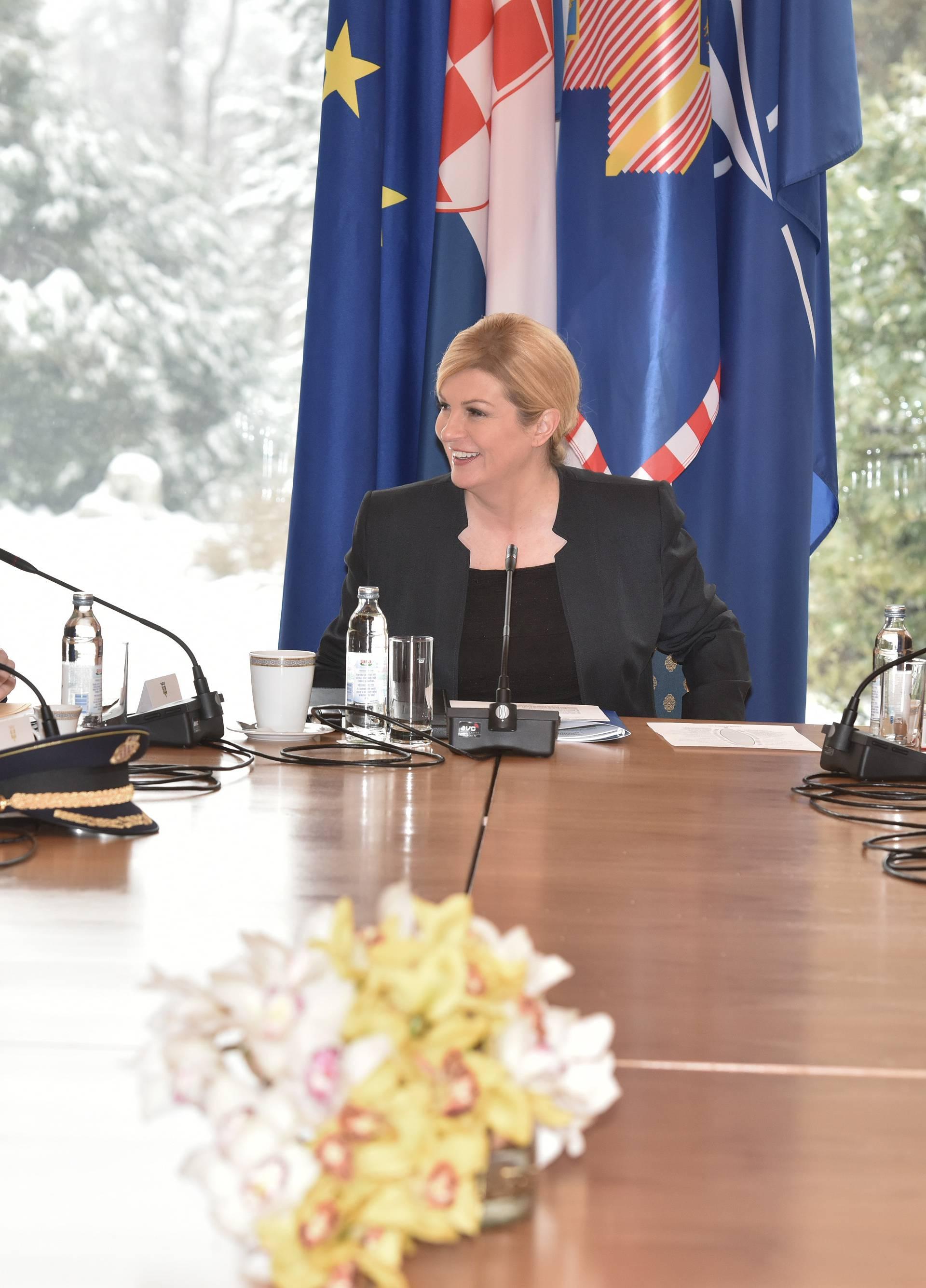 Održana je prva ovogodišnja sjednica Vijeća za sigurnost