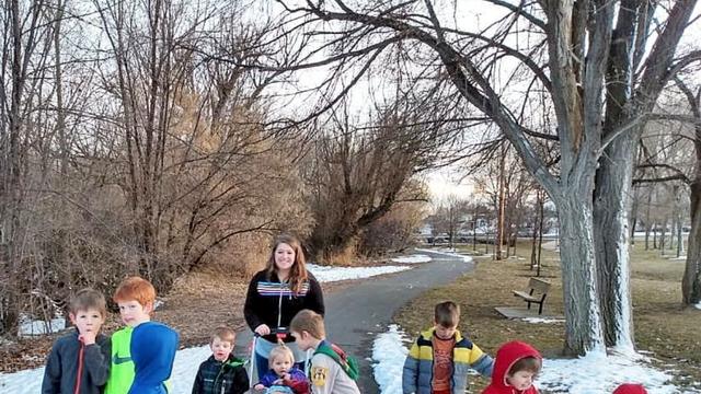 Ima desetero djece: 'Najteže ih je nahraniti i spremiti za školu'