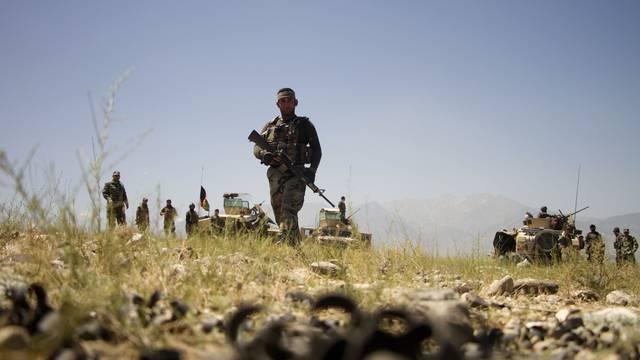 AFGHANISTAN-NANGARHAR-MILITARY OPERATION