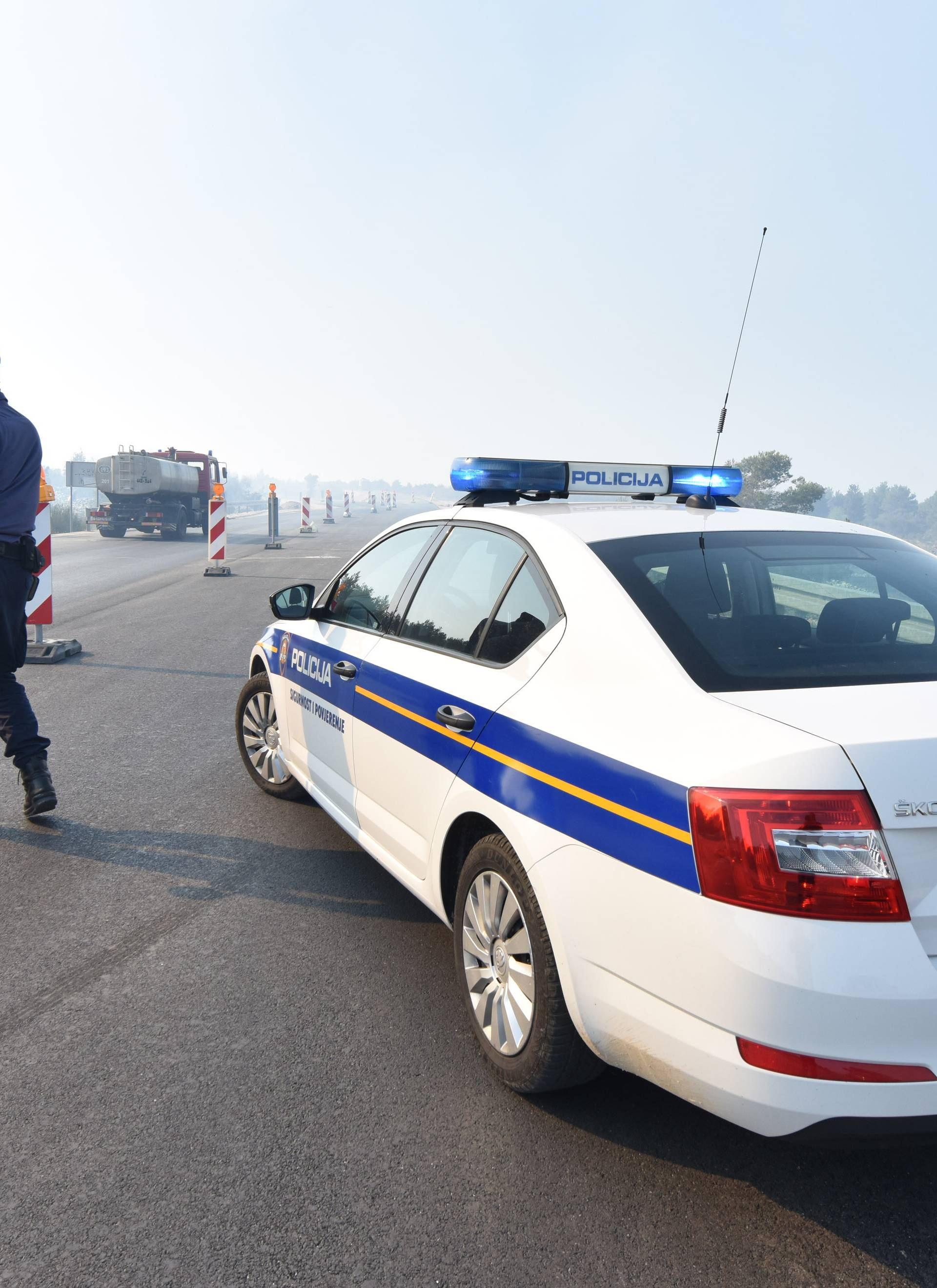 Sletio je s kolnika u provaliju: Poginuo mađarski motociklist