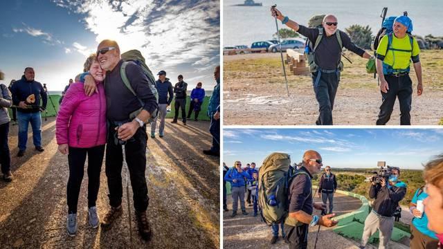 Nakon 1100 km hodanja, slijepi planinar vratio se doma: 'Smršavio sam 12 kilograma'