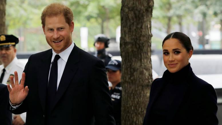 Harry i Meghan prvi put nakon godinu dana službeno u javnosti