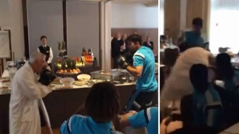 Kako je Diego Costa nokautirao fizioterapeuta Chelseaja Billyja