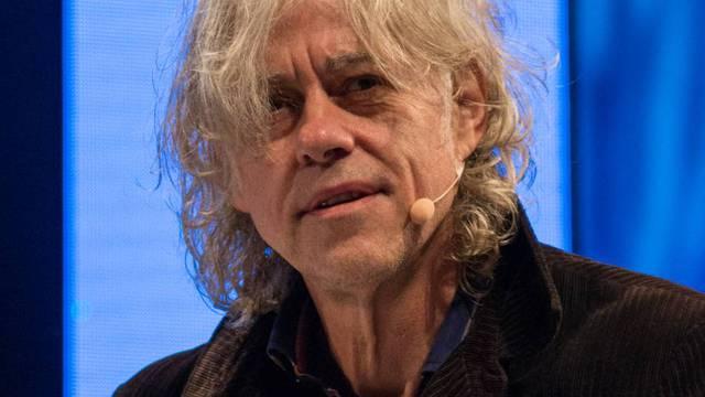 Sir Bob Geldof dobiva Porina za posebna dostignuća u glazbi