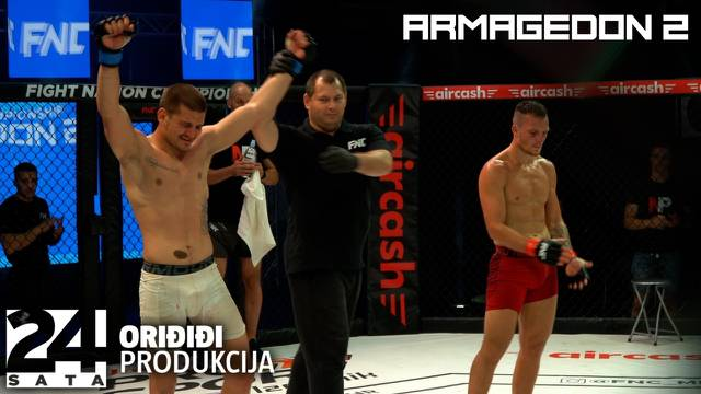 Pobjedu posvetio Petrinji: Ovo su najbolji trenuci Armagedona