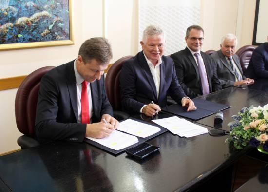 Grad Dubrovnik i HEP potpisali sporazum za ELEN punionice