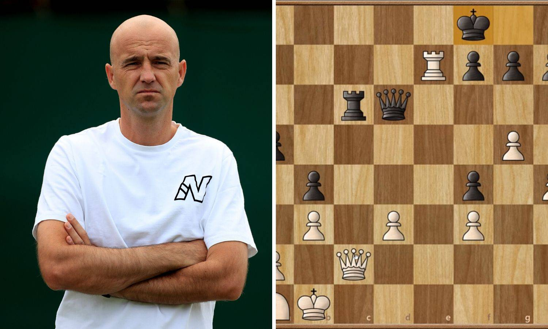 Ljubičić briljira i u šahu: Ljubo je remizirao s petim na svijetu!