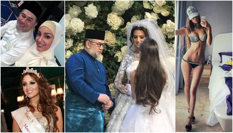 Misica (25) se udala za kralja Malezije (49) i prešla na islam