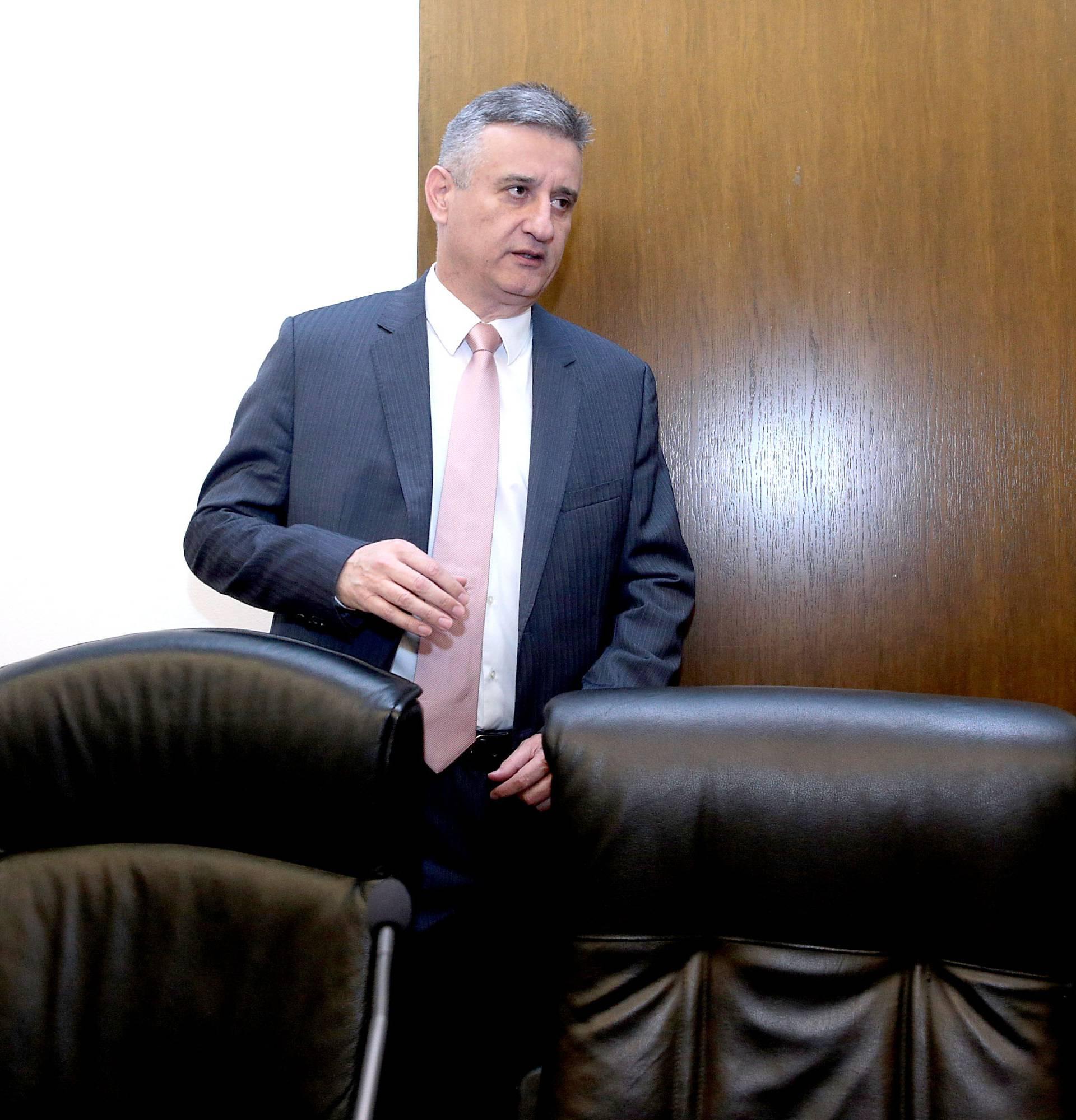 Šef HDZ-a: Nisam veleizdajnik, a Milanović je notorni gubitnik