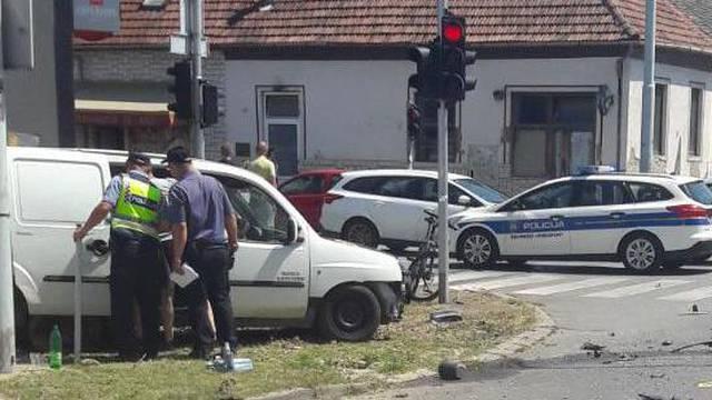 Tri auta sudarila su se u Osijeku