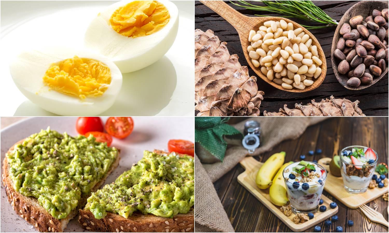 Najbolja hrana za definirane mišiće: Tuna, avokado, grah