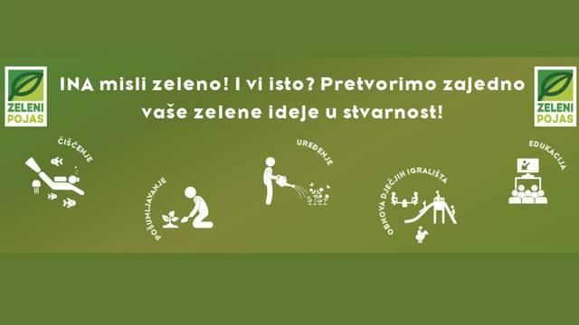 I ove godine INA pomaže u očuvanju okoliša i prirode
