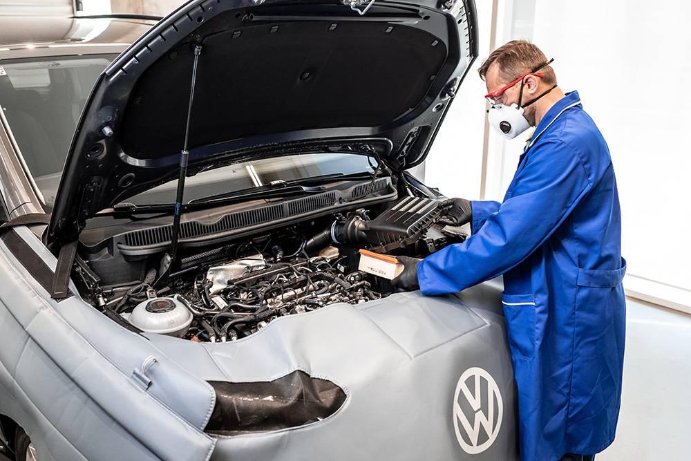 Volkswagen, Audi, SEAT i ŠKODA servisi i dalje rade