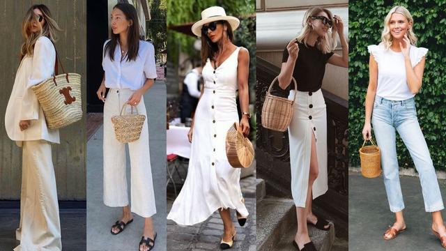 Pletene torbe: Omiljeni dodatak ovog ljeta za ležeran chic stil