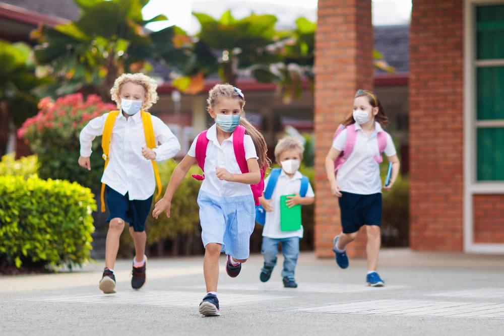 Zdrav povratak u školu naših najmlađih