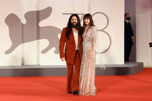 78th Venice Film Festival 2021, Red Carpet