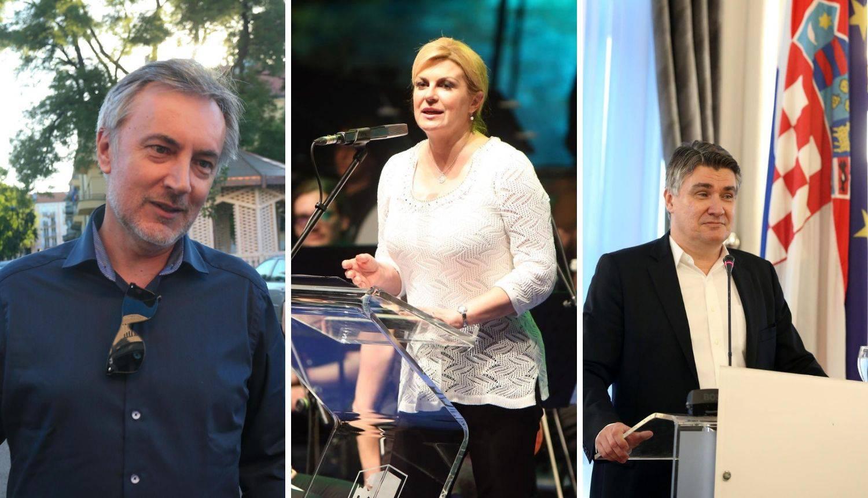 Kolinda, Škoro i Milanović za kampanju otvorili nove račune