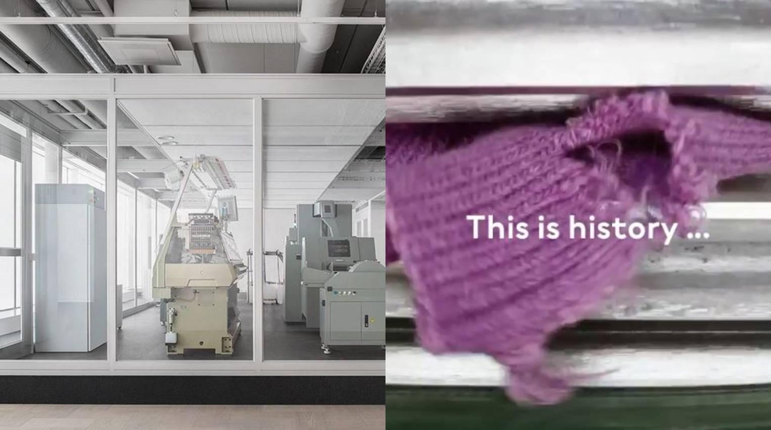 H&M predstavio mašinu koja iz starog odjevnog predmeta radi novi - bez vode i kemikalija