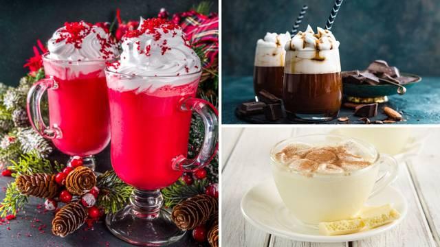 Topla čokolada na top tri načina