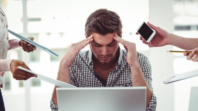 Čuvajte se stresa: Slabi srce, kosu, pluća, libido i imunitet