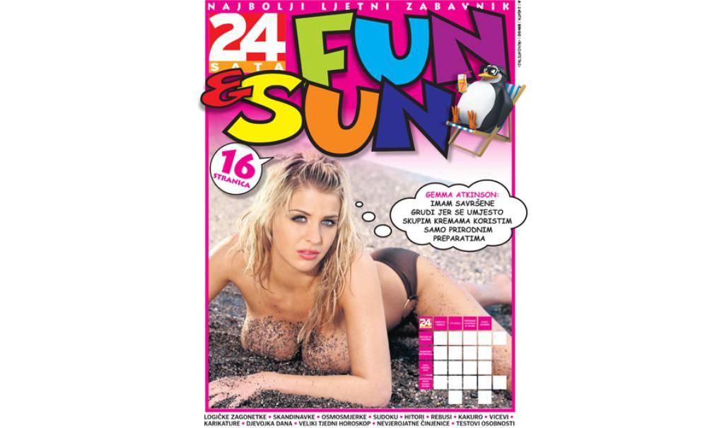 Ljetni zabavnik Fun&Sun u 24sata