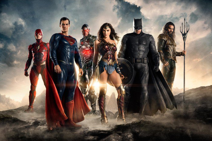 Kakav video: 'Justice League' dobio iznimno bizaran foršpan