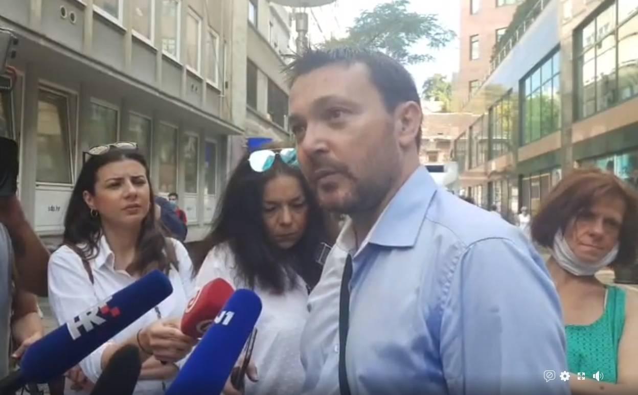 Bauk: Građani su nas jasno ocijenili, ostavimo Bernardiću da sam odluči što će napraviti